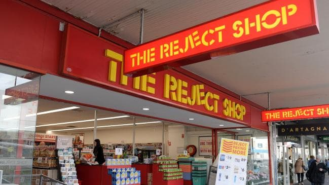 Discount shop - The Reject Shop